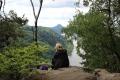Wanderung-Hintere-Sächsische-Schweiz-Kleine-Bastei-Aussicht-Elbe-9web