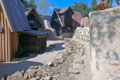 Steinreich-Handwerkshütten