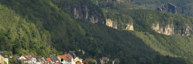 Mit dem KombiTicket durch die Sächsische Schweiz