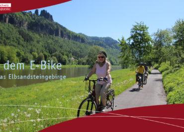 E Bike Sächsische Schweiz Elbsandsteingebirge