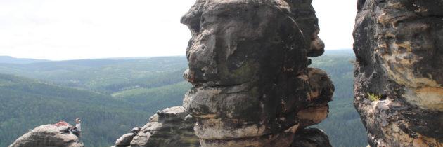 Alte Felsen (Ein Reiseerlebnis mal anders aufgeschrieben)
