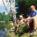 Mit dem Fahrrad: Drei Teiche-Tour Bielatal