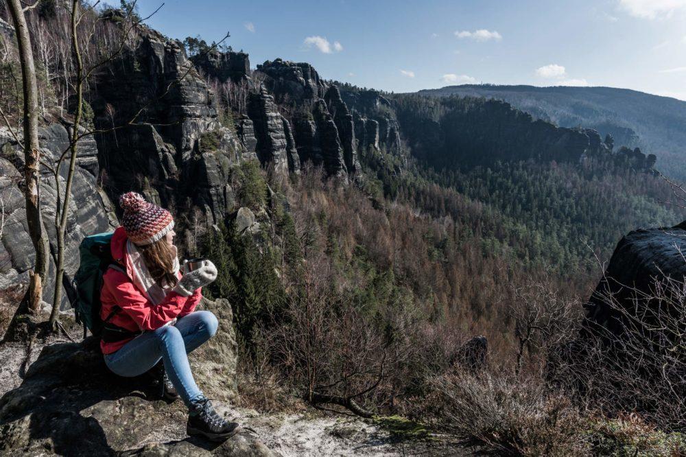 Winterwanderung Schmilkaer Kessel (c) Sebstian Thiel