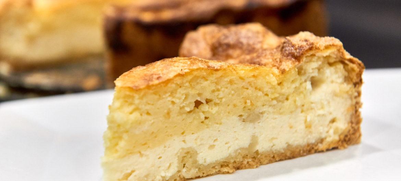 Wie macht man eine Eierschecke - Der typische Kuchen aus der Sächsischen Schweiz