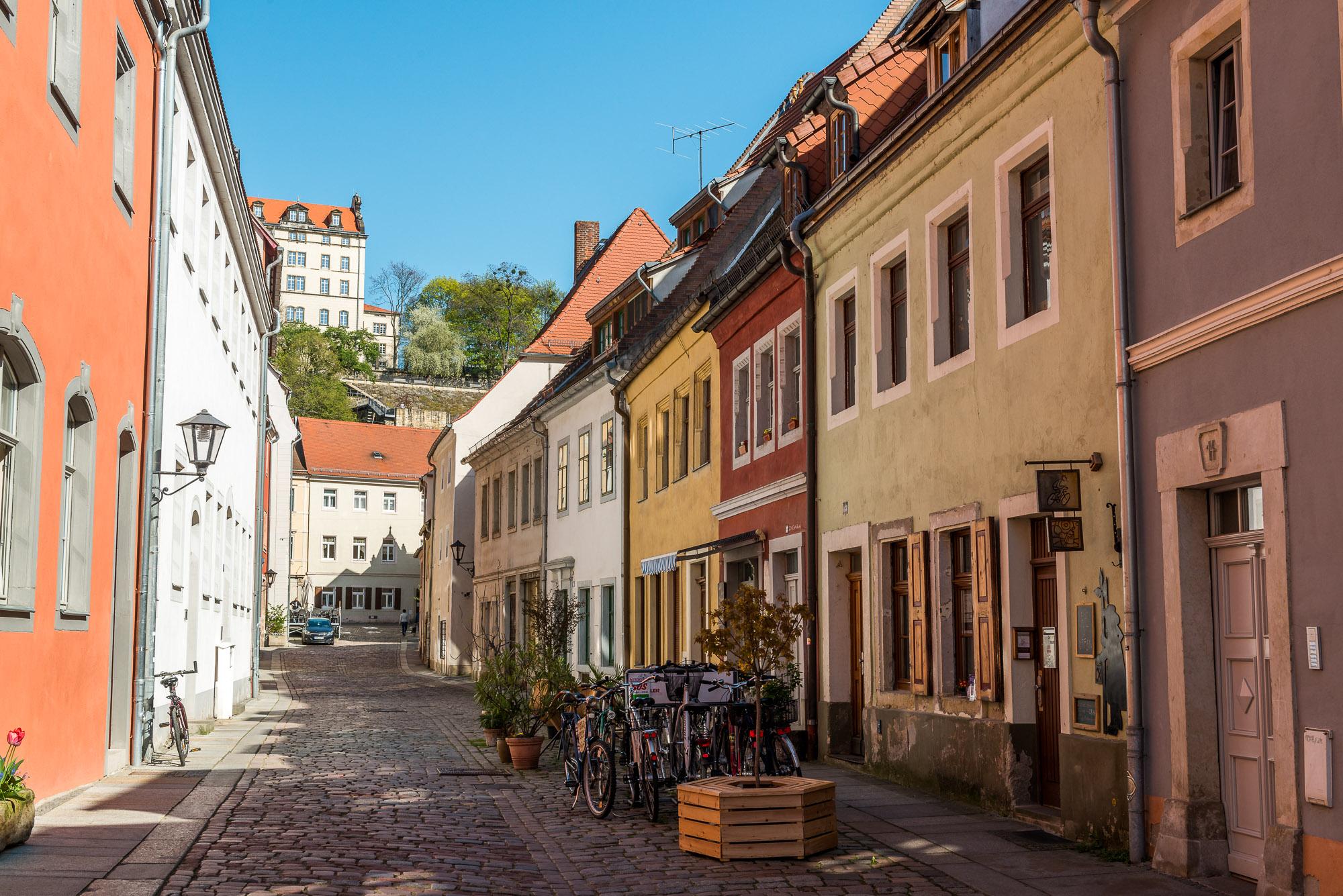 Gasse in Pirna ©Achim Meurer