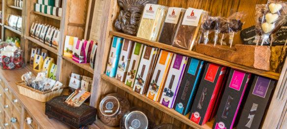 Schokoladenmanufaktur ©Achim Meurer