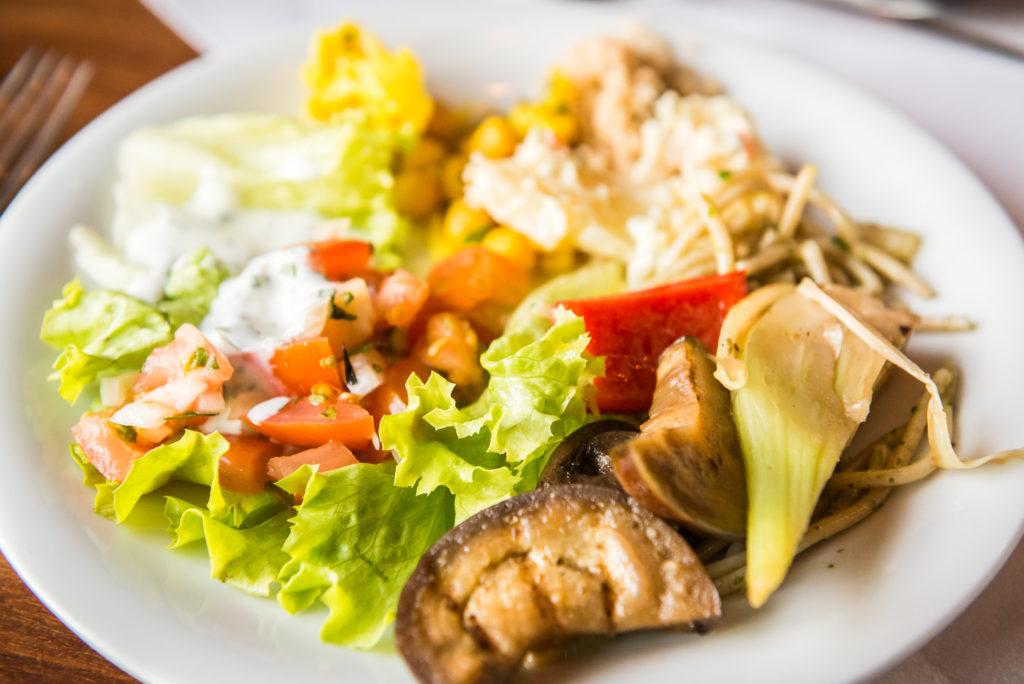 vegetarisches Gericht ©Achim Meurer