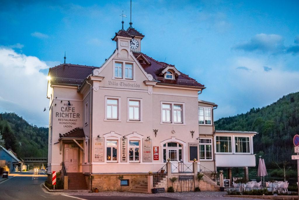 Villa Thusnelda ©Achim Meurer