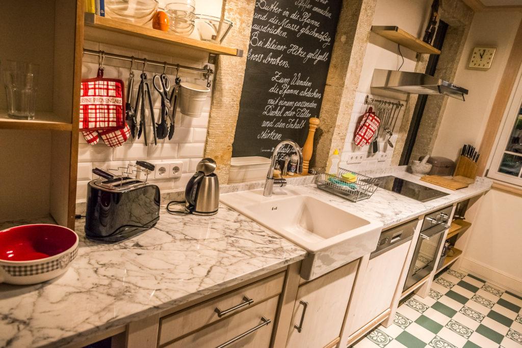 Kücheneinrichtung ©Achim Meurer