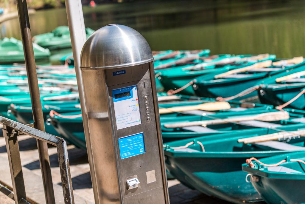 Bootsscheinautomaten ©Achim Meurer