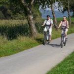 E-Bike Radfahrer © TVSSW