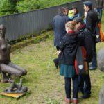 Auf den Spuren von Käthe Kollwitz – Skulpturensommer in Pirna
