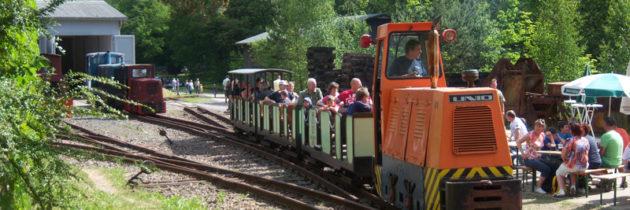 Glück auf Schienen: Bahnerlebnistage