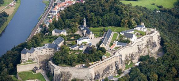 Festung Koenigstein (c) Herbert Boswank