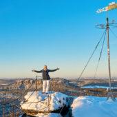 10 Dinge, die Du im Winter in der Sächsischen Schweiz erlebt haben musst!