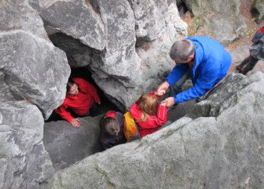 Kleinhennersdorfer Höhlen  © TVSSW