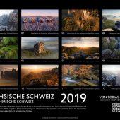 <strong>Foto-Kalender:</strong> <i>Sächsische &amp; Böhmische Schweiz das ganze Jahr</i>