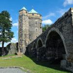 (c) Burg Stolpen