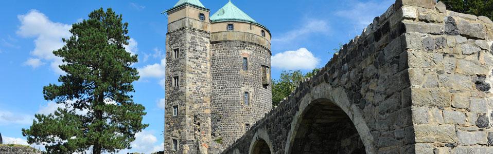 Kanonenhof (c) Burg Stolpen Klaus Schieckell