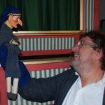 Puppenspieler Detlef Heinichen