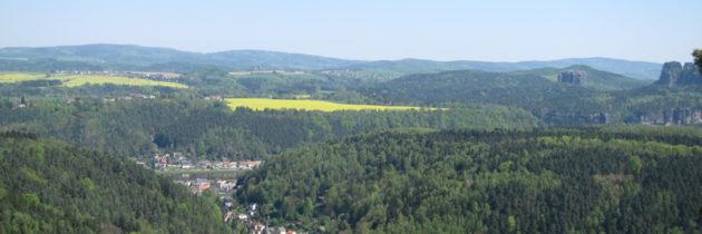 Erfindungen & die Sächsische Schweiz: die Papierherstellung