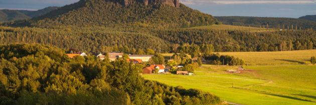 Wanderung auf den Lilienstein