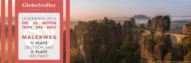 Sensation: beliebteste Trips weltweit!