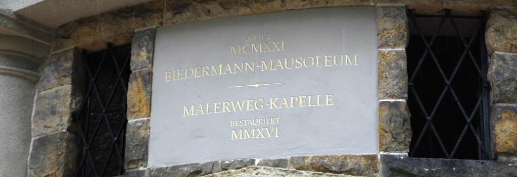 Malerwegkapelle (c) Yvonne Brückner