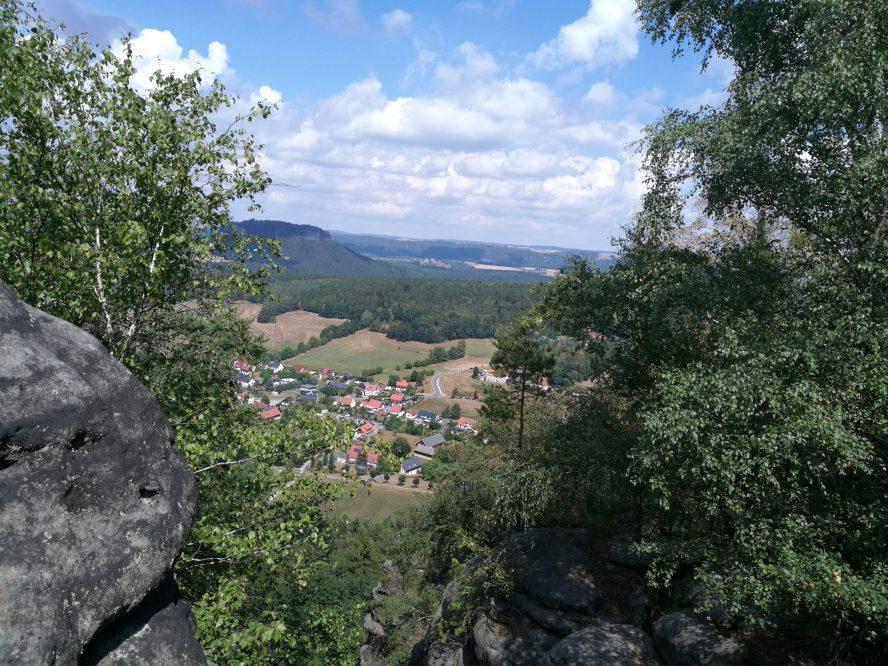 Pfaffenstein Aussicht