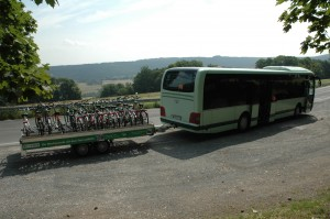 FahrradBus (c) Gabi Clauss / VVO