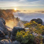 Beste Reisezeit Sächsische Schweiz: November