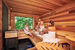 Sauna Bastei
