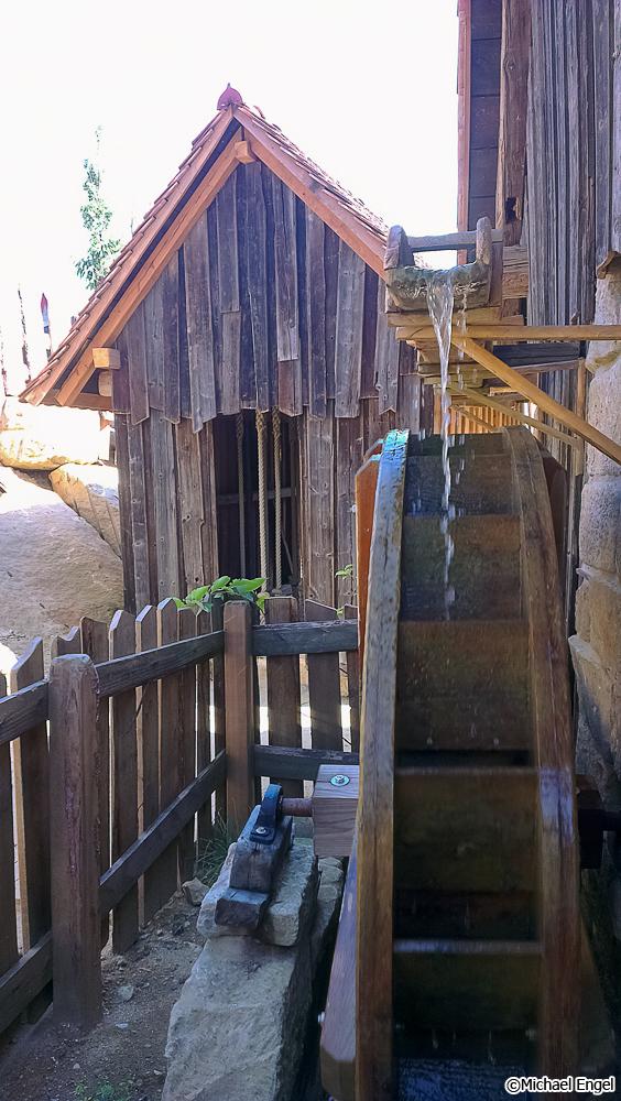 Steinreich - die Mühle