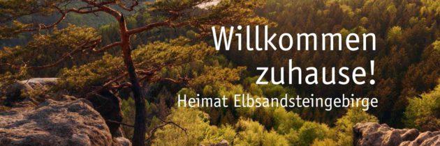 Willkommen zuhause: Urlaubsmagazin Sächsische Schweiz 2017 erschienen