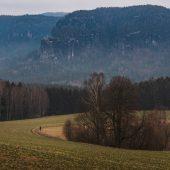 Panoramaweg Von Bad Schandau über die Panoramadörfer nach Sebnitz