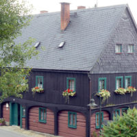 Umgebindehaus in Hinterhermsdorf © TVSSW