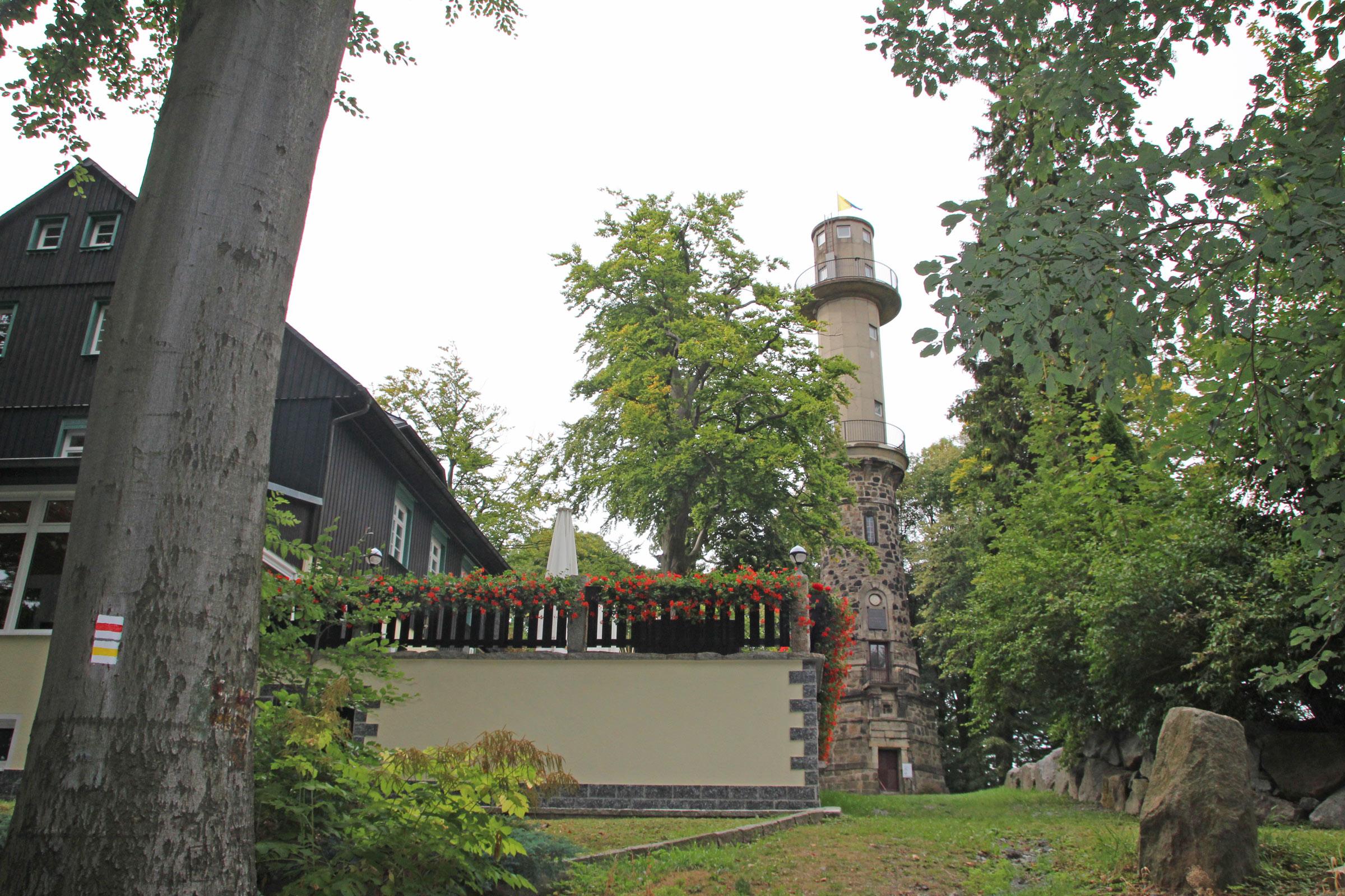 Ungerberg Neustadt Sachsen