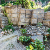 """""""Nochmal!"""" - Sandsteinwelt in Miniatur: Kleine Sächsische Schweiz"""