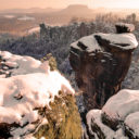 Wintermärchenland Kurort Rathen