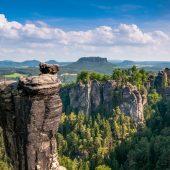 Wanderungen im Nationalpark Sächsische Schweiz