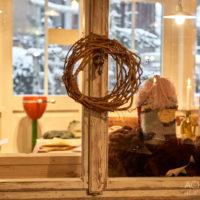 Das Winterdorf Schmilka in der Sächsichen Schweiz