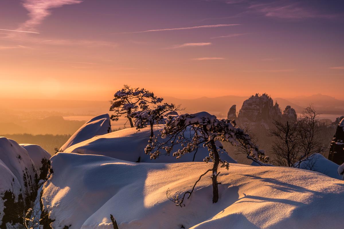 Winter(t)raum Bad Schandau – Ruhe, Bewegung und Kreativität