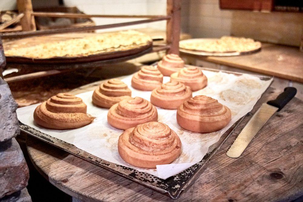 Biobäckerei in Schmilka in der Sächsischen Schweiz (c) Achim Meurer