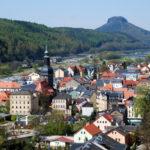 Blick auf Bad Schandau (c) Kirchbach.st - fotolia.com