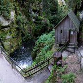 Hinterhermsdorf mit Kirnitzschklamm Wandertipp
