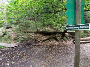 Oberer Affensteinweg