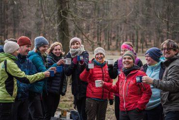 Winterwanderung mit Glühweinkochen (c) ThielPR, Sebastian Thiel